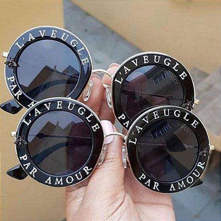 5c016a50adcc9 óculos lançamento preto - M Importados Loja
