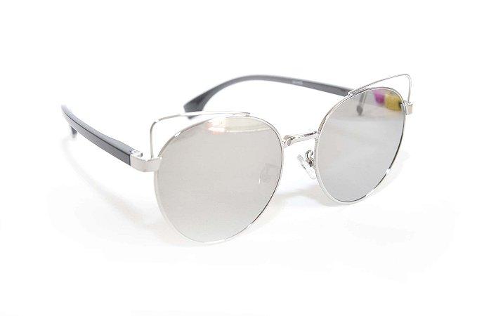 Kit com 10 unidades - Oculos de Sol feminino e masculino Variados - Sem Marca - Oculos Atacado
