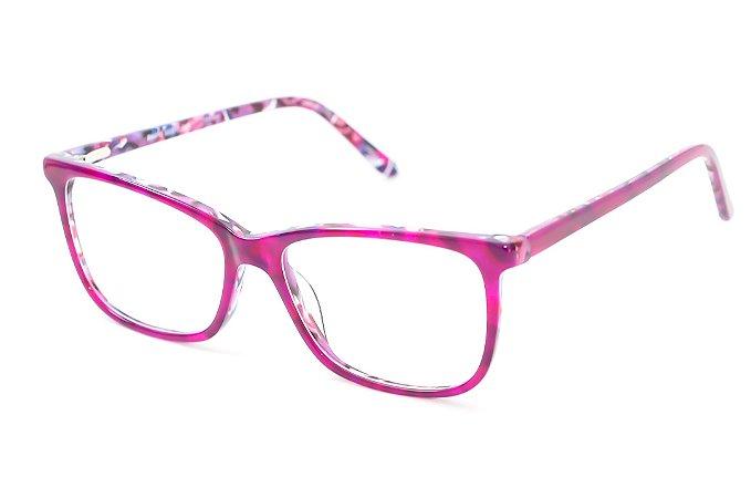 Armação para óculos feminino -  BA410 - Atacado de Óculos - Óculos para óticas