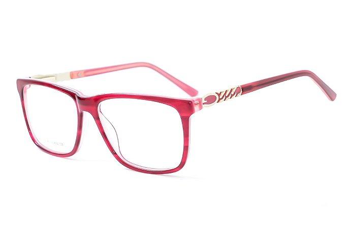 Armação para óculos feminino -  JC830 - Atacado de Óculos - Óculos para óticas