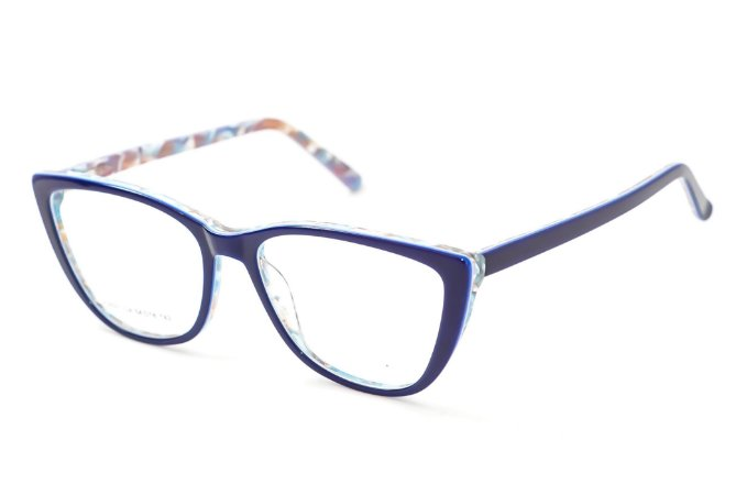 Armação para óculos feminino gatinho -  JC8501 - Atacado de Óculos - Óculos para óticas