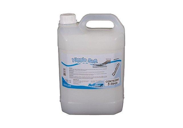Sabonete Líquido Higgie Soft - 5 Litros