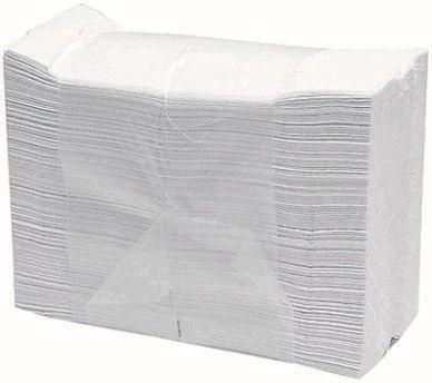 Papel Toalha 2 Dobras 20x20 Branco Luxo