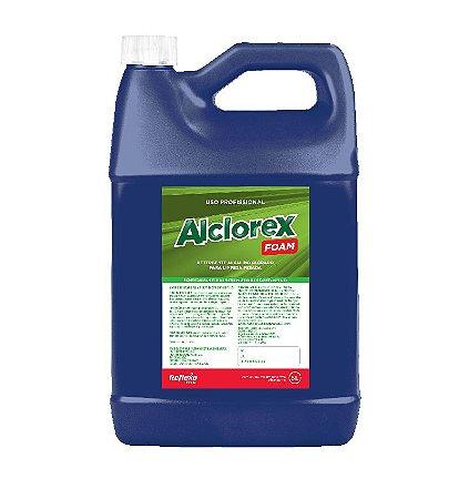 Detergente Clorado Alclorex Foam - 5 Litros