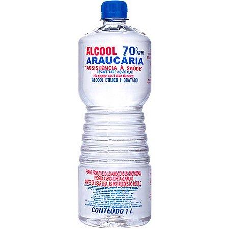 Álcool Líquido 1Litro