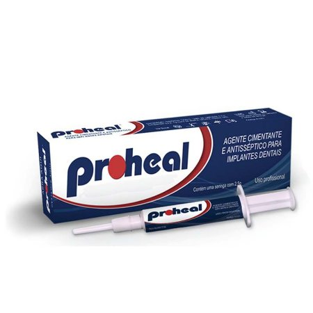 Antisséptico para Implante PROHEAL (2,5g) - BIOMACMED