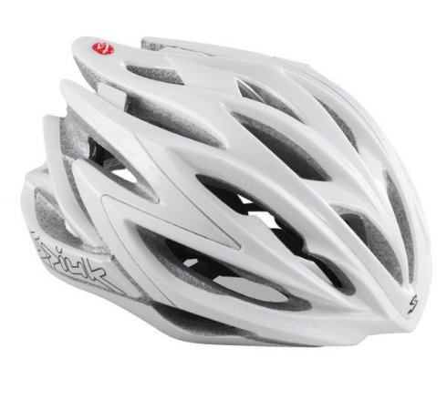 Capacete Para Ciclismo Spiuk Dharma Banco - Mountain Bike ou Speed