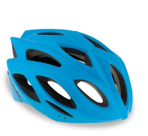 Capacete Para Ciclismo Spiuk Rhombus Azul - Mountain Bike e Speed