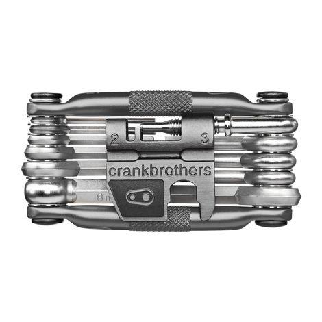 Ferramenta Crankbrothers Multi-17 Prata