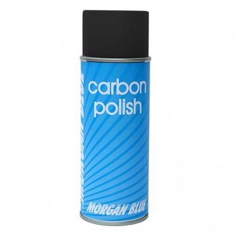 Cera De Silicone Morgan Blue Polish Carbon 400cc