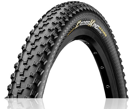 Pneu Bike Continental Cross King 27,5 x 2.6 Protection 2018 - Mountain Bike