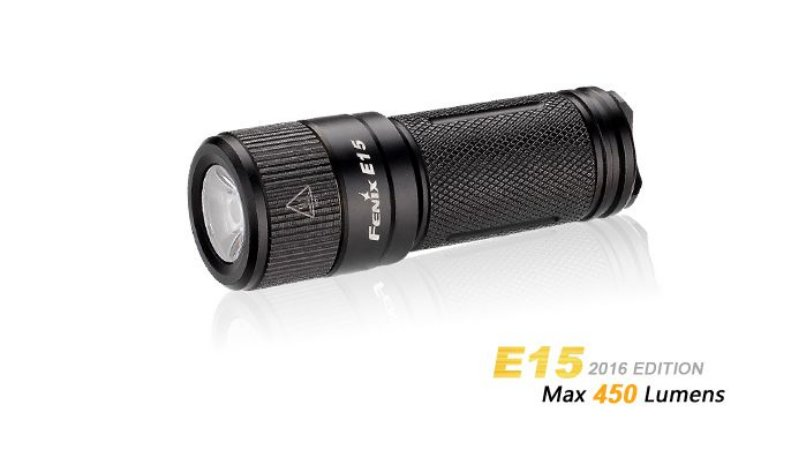 Lanterna Fenix E15 - 450 Lumens