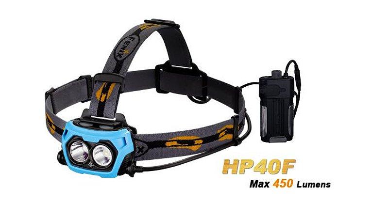 Lanterna Fenix HP40F - Perfeita Para Pesca - 450 Lumens
