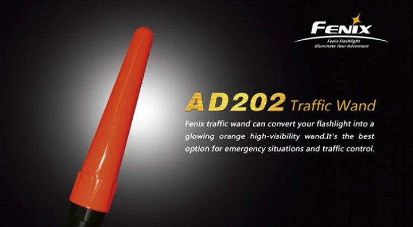 Difusor Fenix Para Lanternas Com Cabeça De 34mm