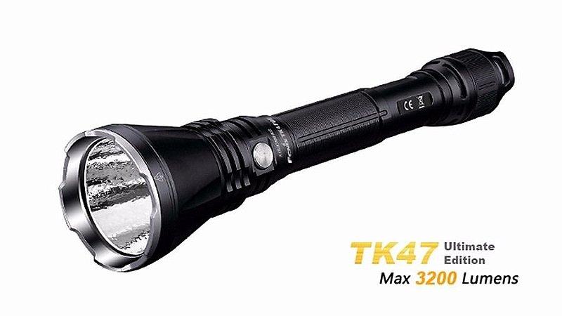 Lanterna Fenix TK47 UE - 3200 Lumens