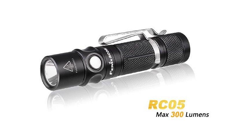 Lanterna Fenix RC05 - 300 Lumens