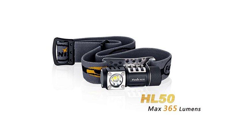 Lanterna Fenix HL50 - 365 Lumens