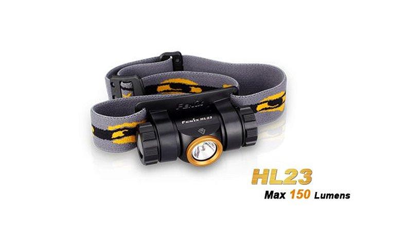 Lanterna Fenix HL23 Golden - 150 Lumens