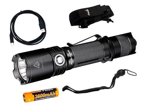 Lanterna Tática Fenix TK20R 1000 Lumens