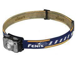 Lanterna Fenix - HL12R Cinza - 400 Lúmens
