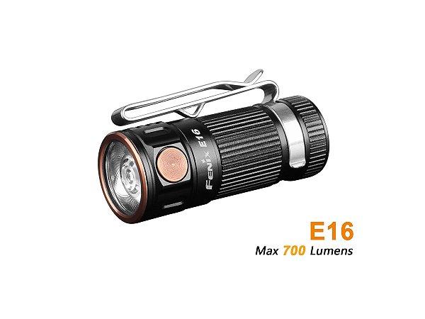 Lanterna Fenix E16 - 700 Lumens