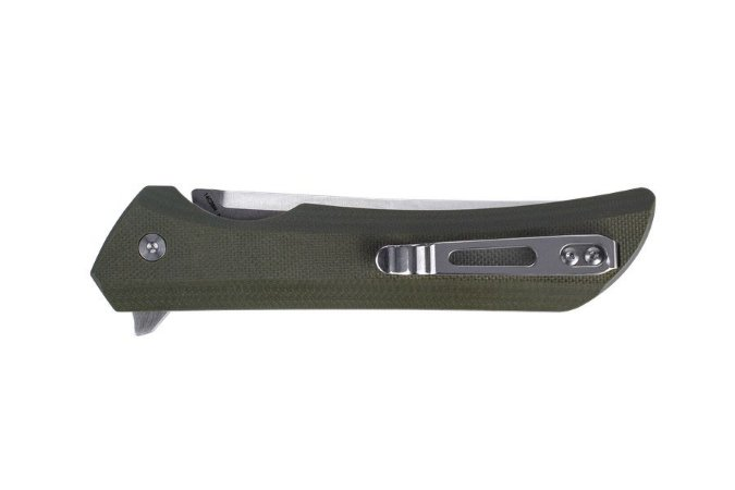 Ruike Knife- P121 - Canivete De Lâmina Longa - Green