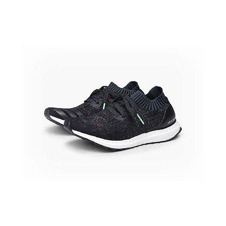 92a0997dc4 Tênis Adidas Ultraboost Uncaged Cinza Escuro