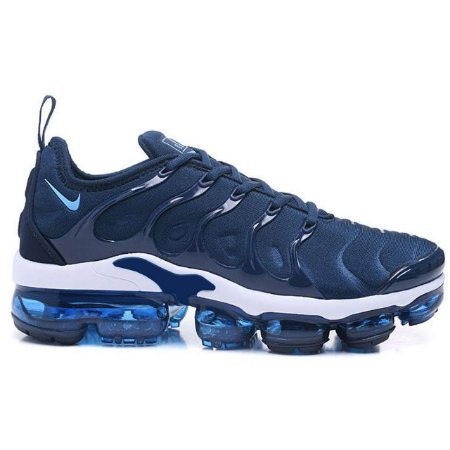 Tênis Nike Air VaporMax Plus Azul e Branco