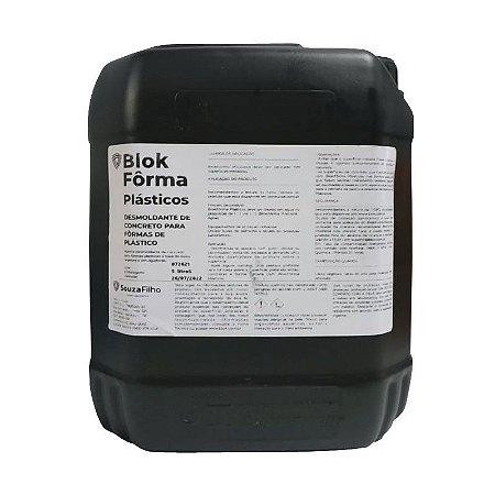 Blok Forma - Desmoldante para formas plásticas - 5lts