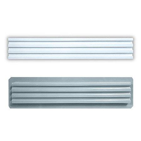 PRO 619 - Forma para Moldura de Portas e Janelas 50 X 8,5 CM