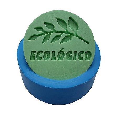 MDL 03 - Molde de silicone p/ sabonete - Ecológico