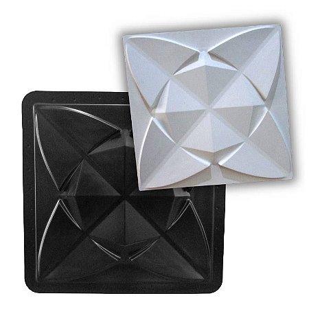BLACK 54 - Forma ABS 2mm Gesso/Cimento - Tandera 40 X 40 cm