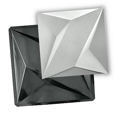 BLACK 404 - Forma ABS 2mm Gesso/Cimento - Thor 50 X 50