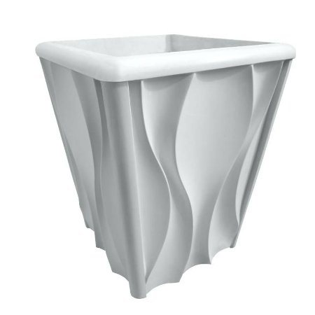 ART 802 - Forma Lateral  Vaso Dunas ABS 1,5 mm 42,5 x 31 cm