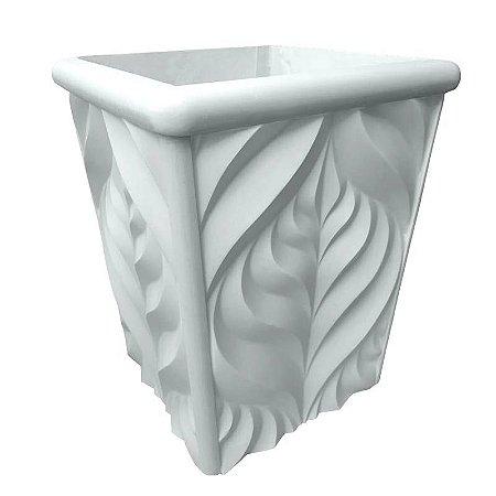 ART 804 - Forma Lateral  Vaso Garden ABS 1.5 mm 33 x 43 cm