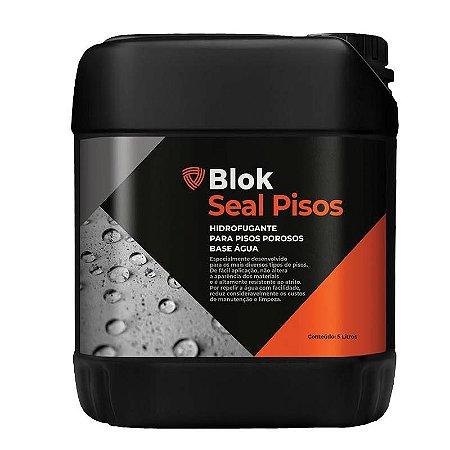Blok Seal Pisos - Hidrofugante para pisos porosos - 5lts