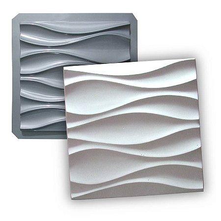PRO 05 - Forma ABS 1.5 mm Gesso/Cimento - Maresias 29 X 29 cm