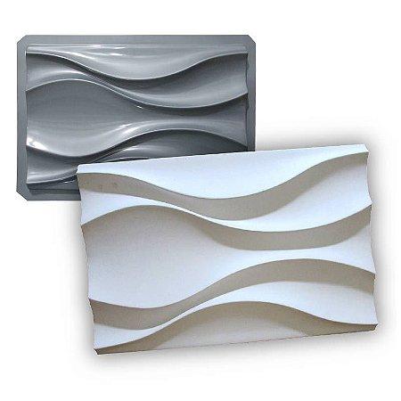 PRO 08 - Forma ABS 1.5 mm Gesso/Cimento - Dunas 44 X 29,5 cm