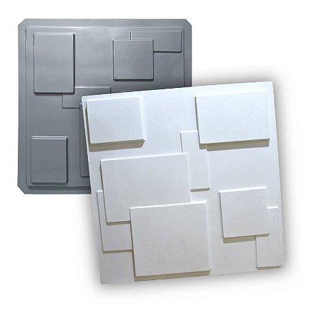 PRO 11 - Forma ABS 1.5 mm Gesso/Cimento - Quadratto 39,5 X 39,5 cm