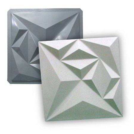 PRO 34 - Forma ABS 1.5 mm Gesso/Cimento - Diamond 39 X 39 cm