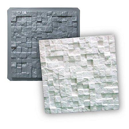 PRO 42 - Forma ABS 1.5 mm Gesso/Cimento - Mosaiquinho 39 X 39 cm