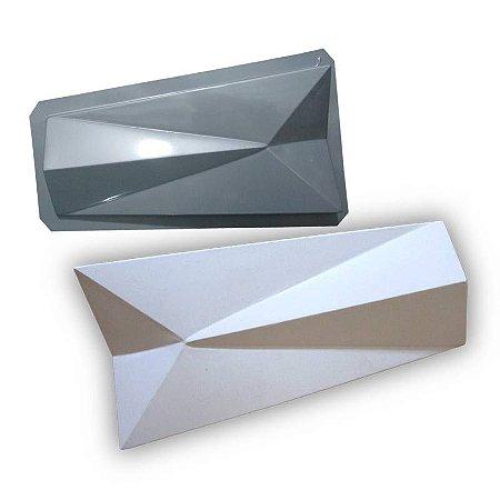 PRO 49 - Forma ABS 1.5 mm Gesso/Cimento - Haru 40 X 20 cm