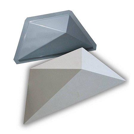 PRO 51 - Forma ABS 1.5 mm Gesso/Cimento - Trapézio 43 X 19 cm