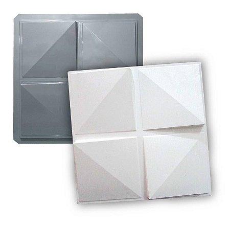 PRO 57 - Forma ABS 1.5 mm Gesso/Cimento - Cronos 40,5 X 40,5 cm