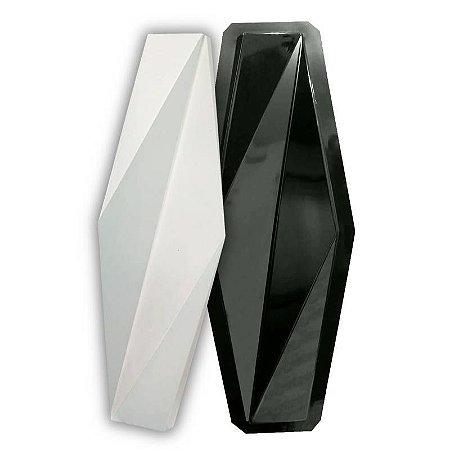 BLACK 432 - Forma ABS 2mm Gesso/Cimento - Allure 60 X 20 CM