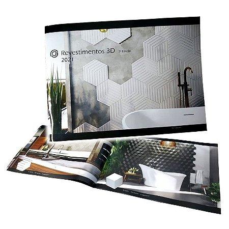 Catálogo Impresso Revestimento 3d 2021 2º Edição
