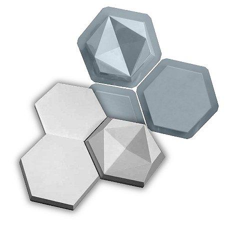PRO 99 - Kit Formas ABS 1.5 mm Gesso/Cimento - Rubi - 3 de 19,5 x 22,5 cm