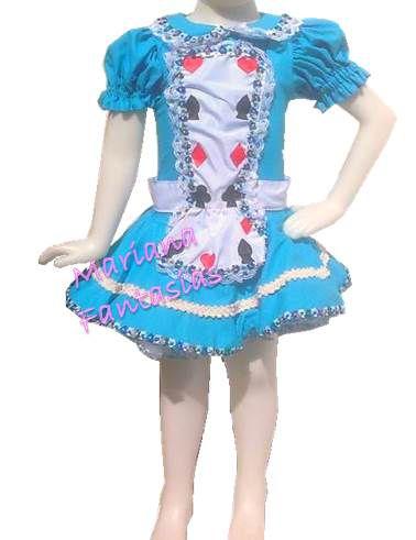 Fantasia Alice no País das Maravilhas P