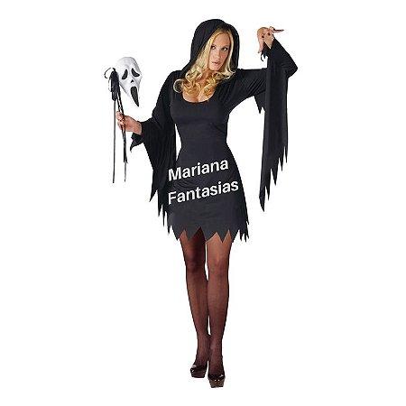 Fantasia de Panico Feminino para Halloween