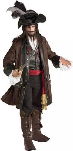 Fantasias de Pirata para Aluguel